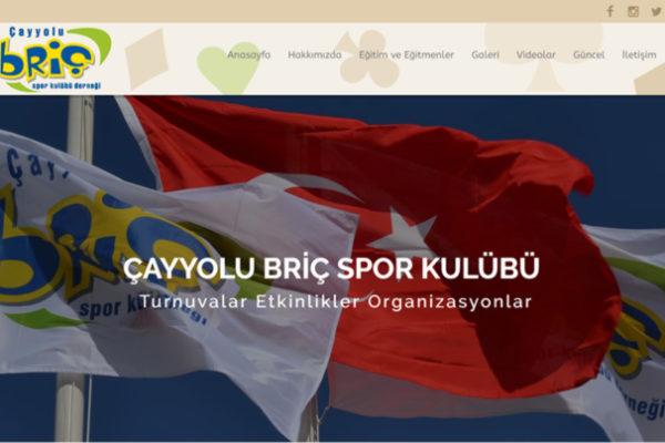 Çayyolu Briç Web Sitemiz Yenilendi.
